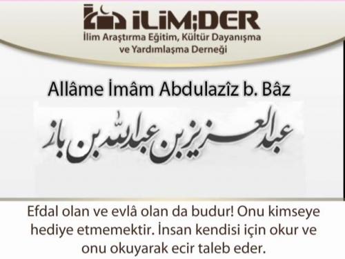 Kur'ân Okuyup Sevâbını Başkasına Hediye Etmenin Hükmü